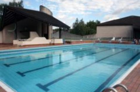 Piscine municipale - CLAMECY