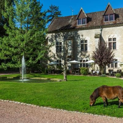 Hôtel-Restaurant Abbaye de la Bussière-sur-Ouche - Credit : Philippe Giraud